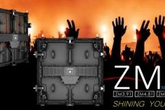 X gram LED panel ZM serija